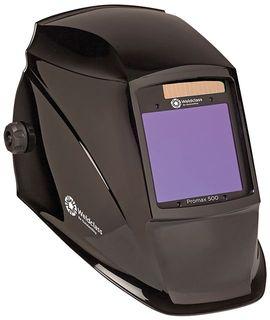 WELDCLASS PROMAX 500 WELDING HELMET - BLACK STEALTH