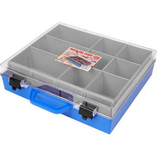 FISCHER SPARE PARTS CARRY CASE WITH TRAYS