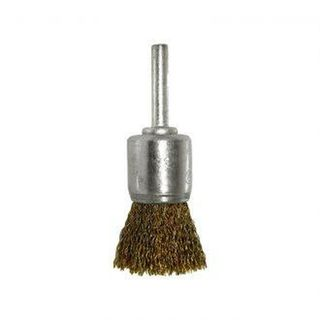 JOSCO BRUMBY 25MM CRIMPED 6.35MM CUP BRUSH