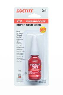LOCTITE 263 HIGH STRENGTH THREADLOCKER - 10ML