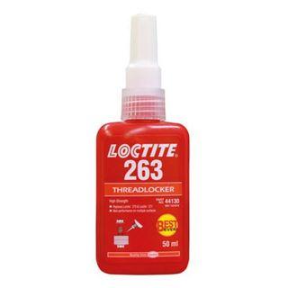 LOCTITE 263 HIGH STRENGTH THREADLOCKER - 50ML