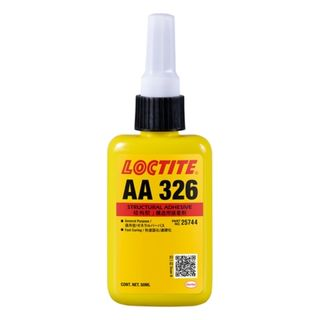 LOCTITE AA 326 STRUCTURAL ADHESIVE - 50ML