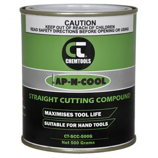 CHEMTOOLS TAP-N-COOL STRAIGHT CUTTING COMPOUND - 500G