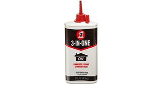 3-IN-ONE MULTI PURPOSE OIL - 3 OZ