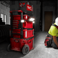 MILWAUKEE M18 PACKOUT™ AREA LIGHT/CHARGER – TOOL ONLY