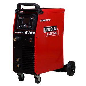 LINCOLN ELECTRIC POWERCRAFT 191C MULTI PROCESS WELDER