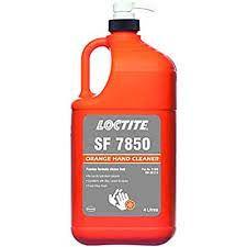 LOCTITE SF7850 ORANGE HAND CLEANER - 4LTR