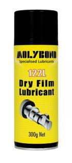 MOLYBOND 122L DRY FILM LUBRICANT - 300G