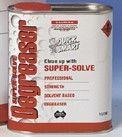 QUICK SMART SUPER-SOLVE DEGREASER - 1LTR