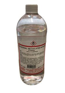 QUICK SMART INDUSTRIAL METHOLATED SPIRITS - 1LTR