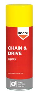 ROCOL CHAIN & DRIVE SPRAY - 300G