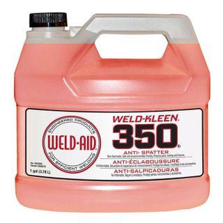 WELD KLEEN 350 ANTI SPATTER - 1 GAL