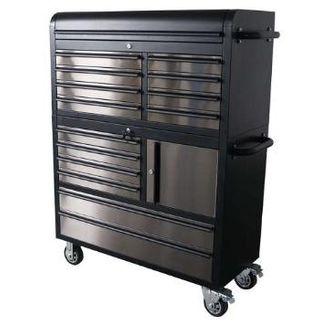 """ONE ELEVEN 41"""" SUPERWIDE COMBINATION TOOL CHEST/TROLLEY"""