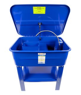 TRADEQUIP PARTS WASHER - 90LTR
