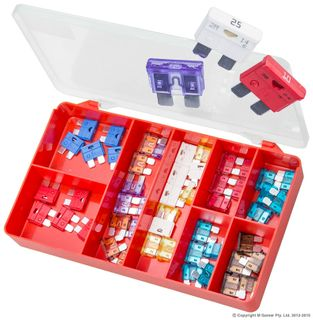 TORRES MAXI PLUG IN BLADE FUSES ASSORTED KIT
