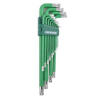 KINCROME JUMBO TORX® KEY WRENCH SET - 13 PCE