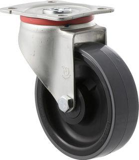 """FALLSHAW J SERIES 125MM (5"""") SWIVEL CASTOR - 300KG"""