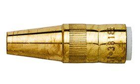 """BERNARD 10MM (3/8"""") BRASS NOZZLE - SMALL CENTERFIRE"""