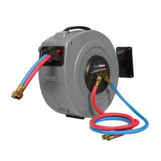 TRADEFLAME TWIN HOSE REEL - OXY/ACET (10M)
