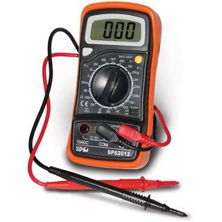SP TOOLS ELECTRICAL DIGITAL MULTIMETER