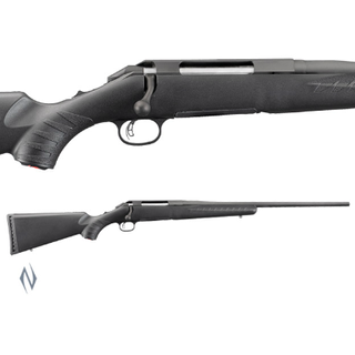 RUGER AMERICAN BLUED