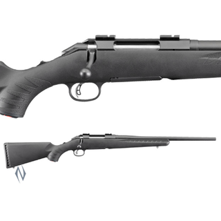RUGER AMERICAN COMPACT BLUED
