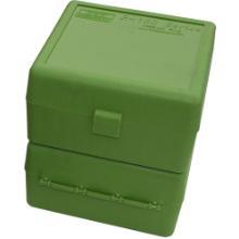 MTM 100RND AMMO BOX 17 REM-223 REM GREEN