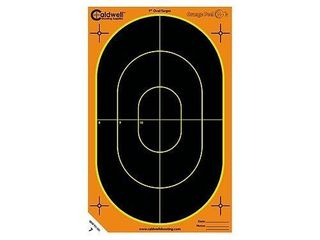 CALDWELL ORANGE PEEL OVAL 7INCH 10PKT
