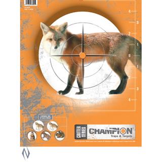 CHAMPION CRITTER TARGET 10PKT