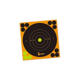 SHOTVIEW TARGETS 6INCH 20PKT