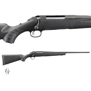 RUGER AMERICAN RIFLE SYNTHETIC BLUED 308