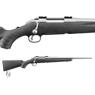 RUGER AMERICAN RIFLE SYNTHETIC STAINLESS COMPACT 22-250