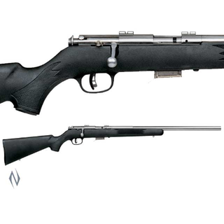SAVAGE 93 FVSS SYNTHETIC STAINLESS VARMINT 22MAG