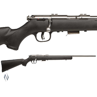 SAVAGE 93 R17 FSS SYNTHETIC STAINLESS 17HMR