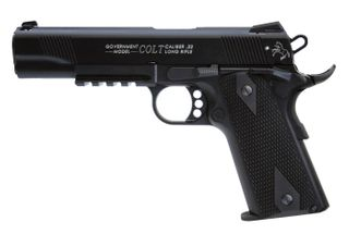 COLT RAIL GUN 127MM 10RND BLUED 22LR