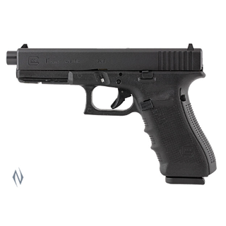 GLOCK 17A FULL SIZE GEN4 BLUED 10RND 122MM 9MM