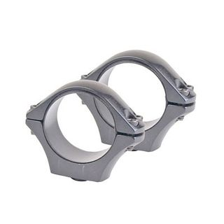 SAKO OPTILOK RINGS 30MM MEDIUM STAINLESS