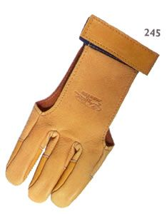 GLOVE DEERSKIN LEATHER SMALL