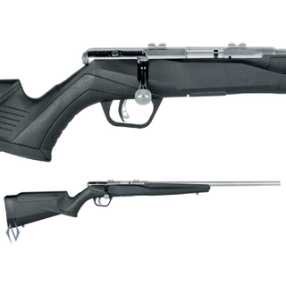 SAVAGE B17 FVSS STAINLESS VARMINT 17HMR 10 SHOT
