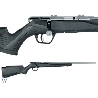 SAVAGE B22 FVSS STAINLESS VARMINT 22MAG 10 SHOT