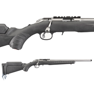 RUGER AMERICAN RIMFIRE SYNTHETIC STAINLESS 17HMR