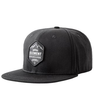 HUNTERS ELEMENT GRAPHITE CAP BLACK