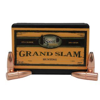 SPEER 375CAL .375 285GR GRANDSLAM PROJECTILES 50PK