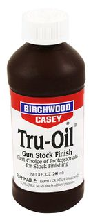 BIRCHWOOD CASEY TRU-OIL STOCK FINISH 8OZ