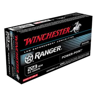 WINCHESTER RANGER 223REM 64G PP (20)