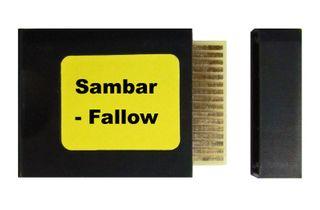 AJ SAMBAR AND FALLOW SOUND CARD