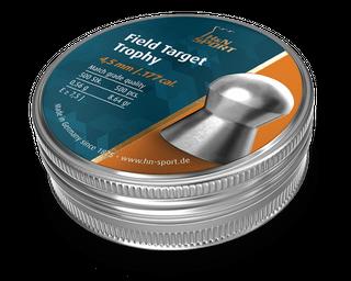 H & N FIELD TARGET TROPHY 8.64GR .177 PELLET 500PKT