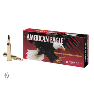 FEDERAL AMERICAN EAGLE 338LAPUA 250G GRAND SLAM 20PKT