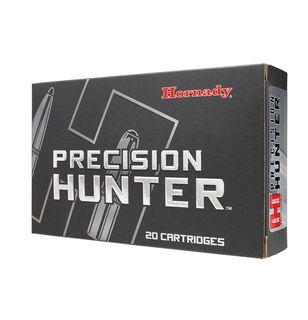 HORNADY PRECISION HUNTER 6.5CREEDMOOR 143 GR ELD-X 20PKT