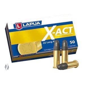 LAPUA X-ACT 22LR 40GR 50PKT